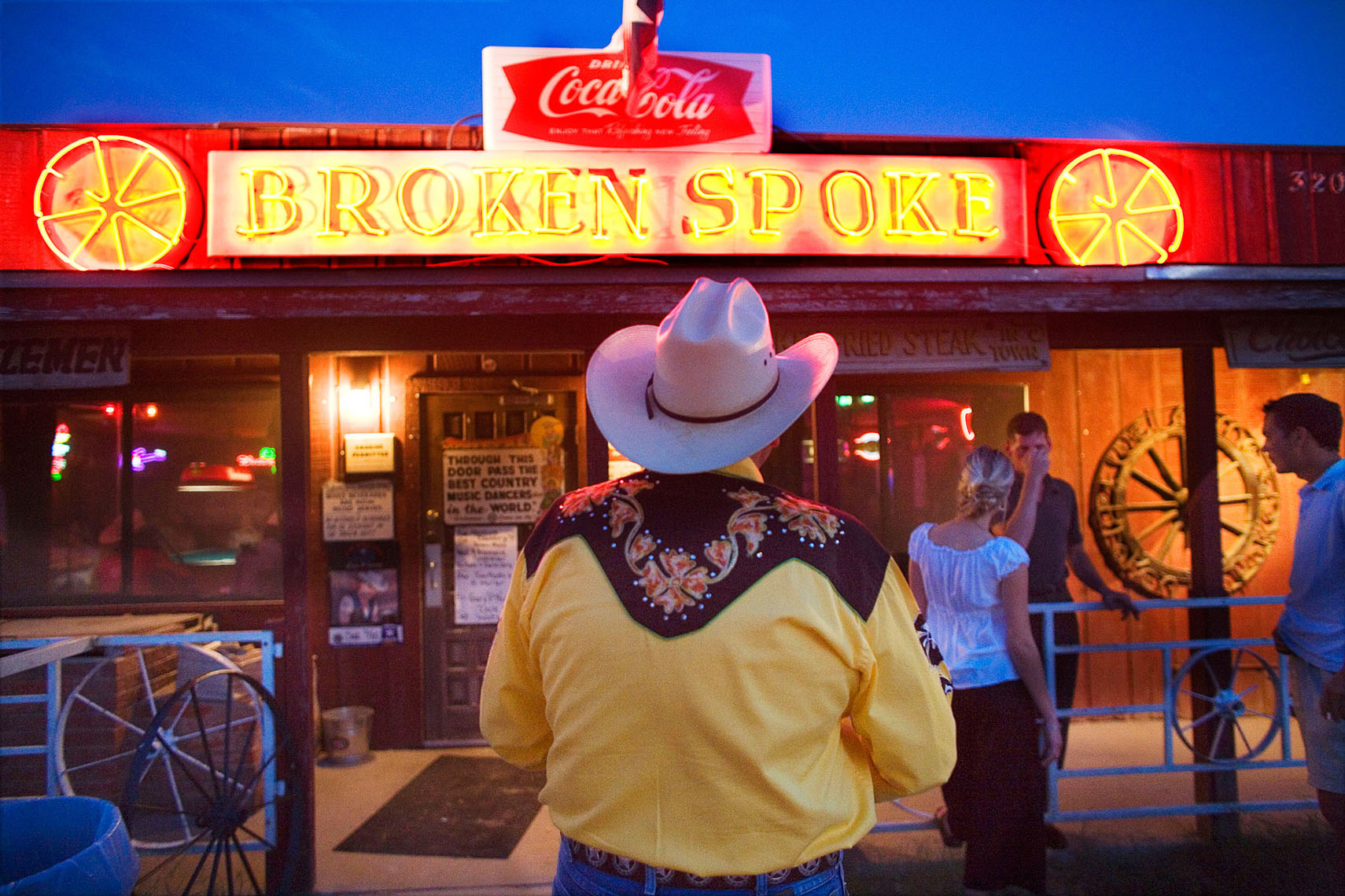 1014The Broken Spoke, Honky Tonk, Country Dancehall, Austin