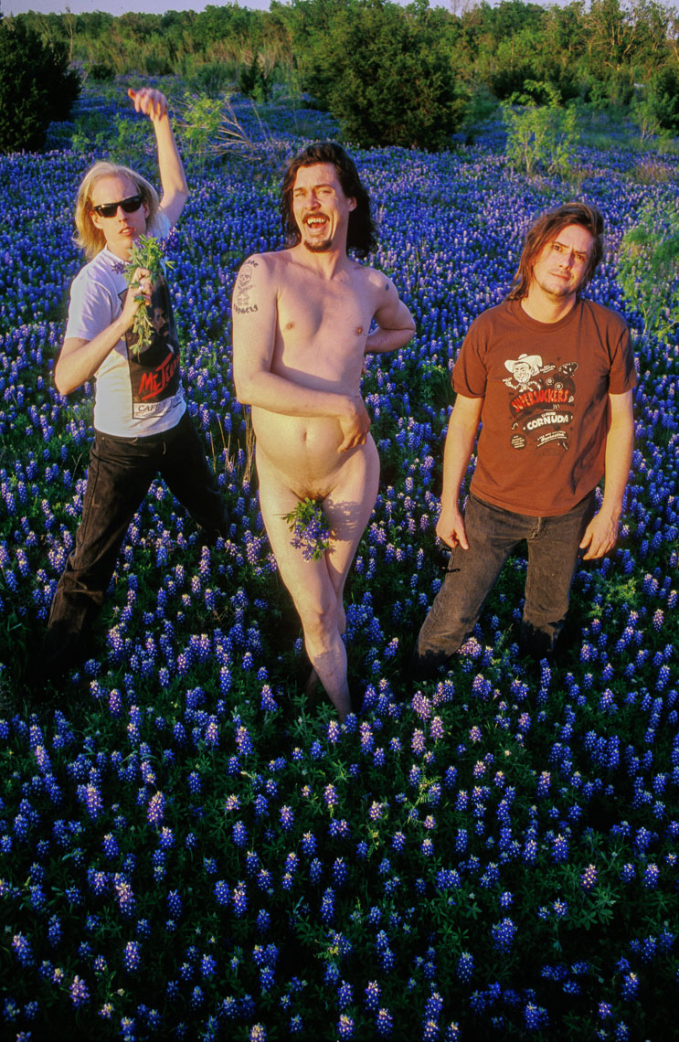 1135Butthole Surfers, Texas Bluebomnnets, Electriclarryland