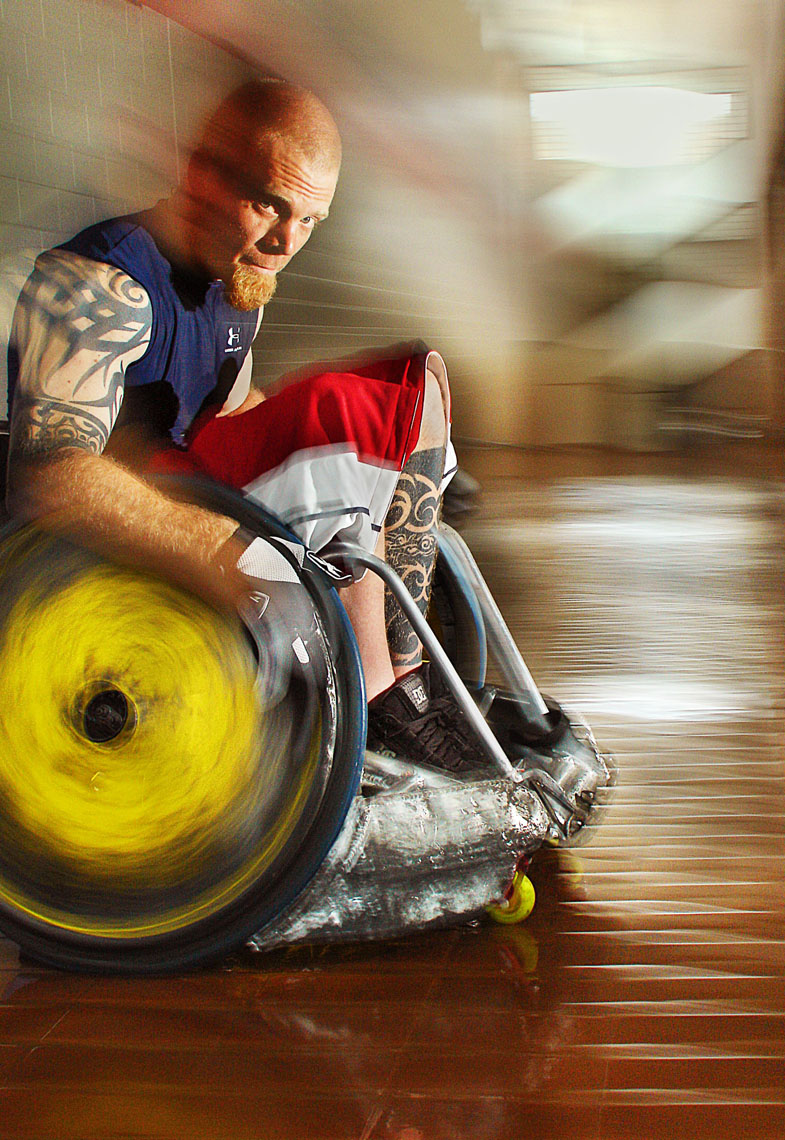 1136Mark Zupan, wheelchair rugby player