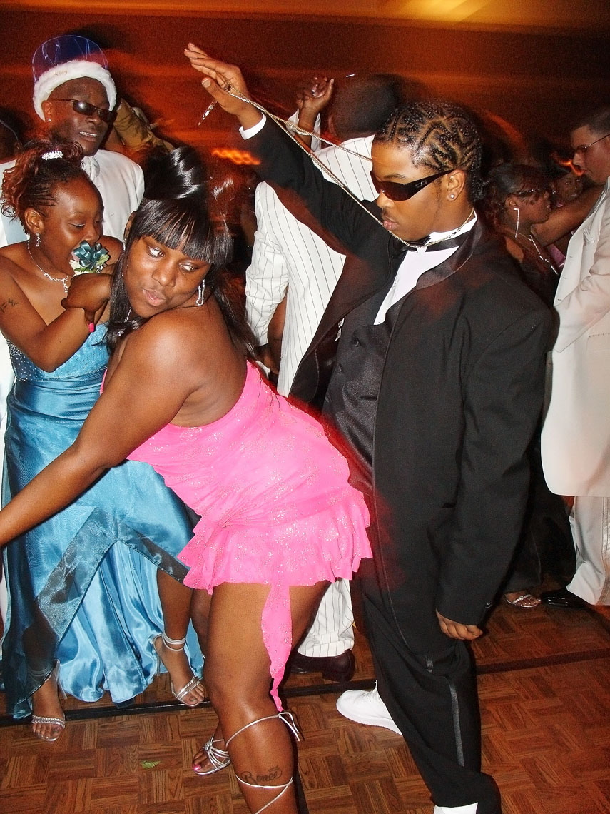 1170Freak Dancing at the High School Prom