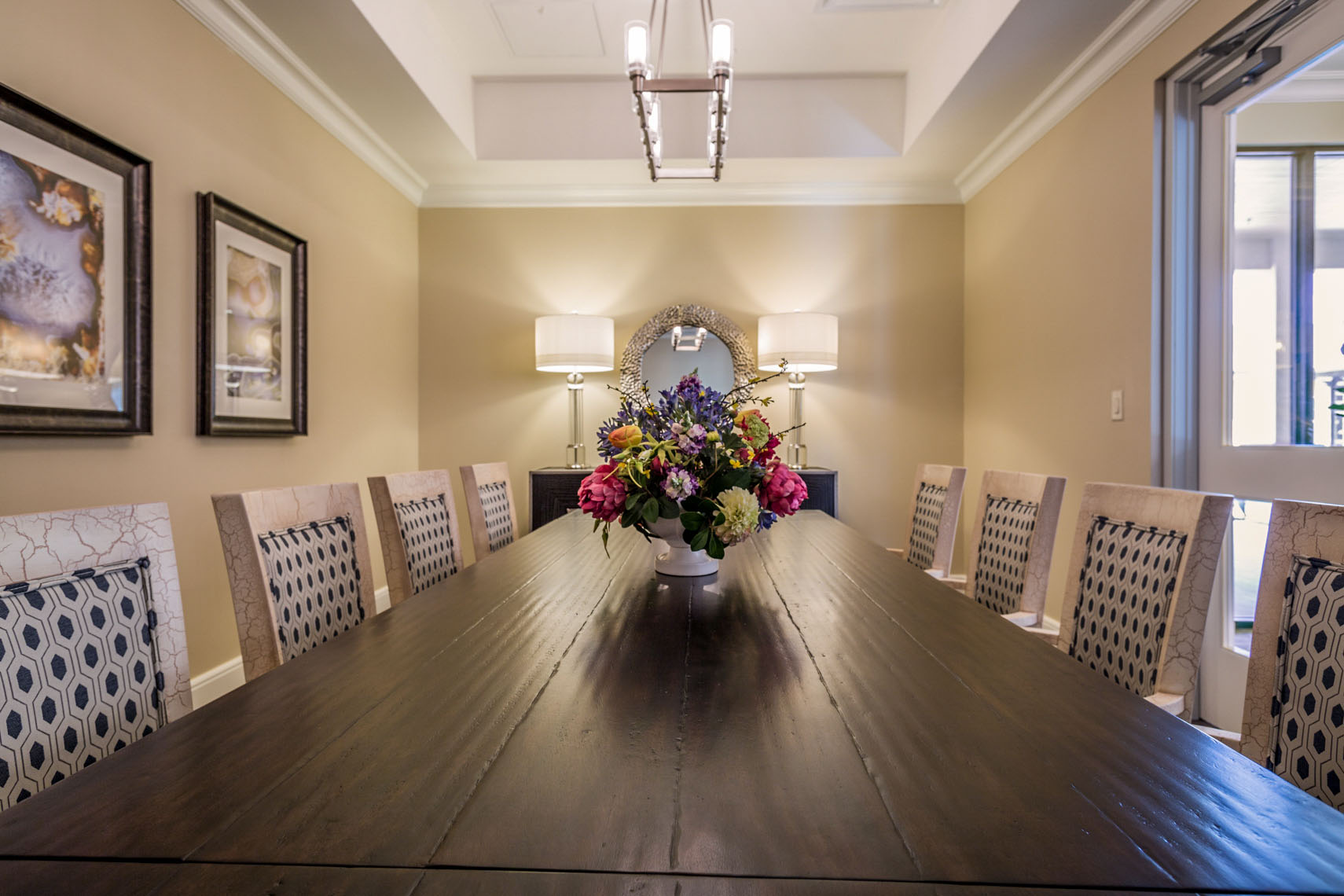 1206The Legacy at Crystal Falls, Leander, Texas, Private Dining