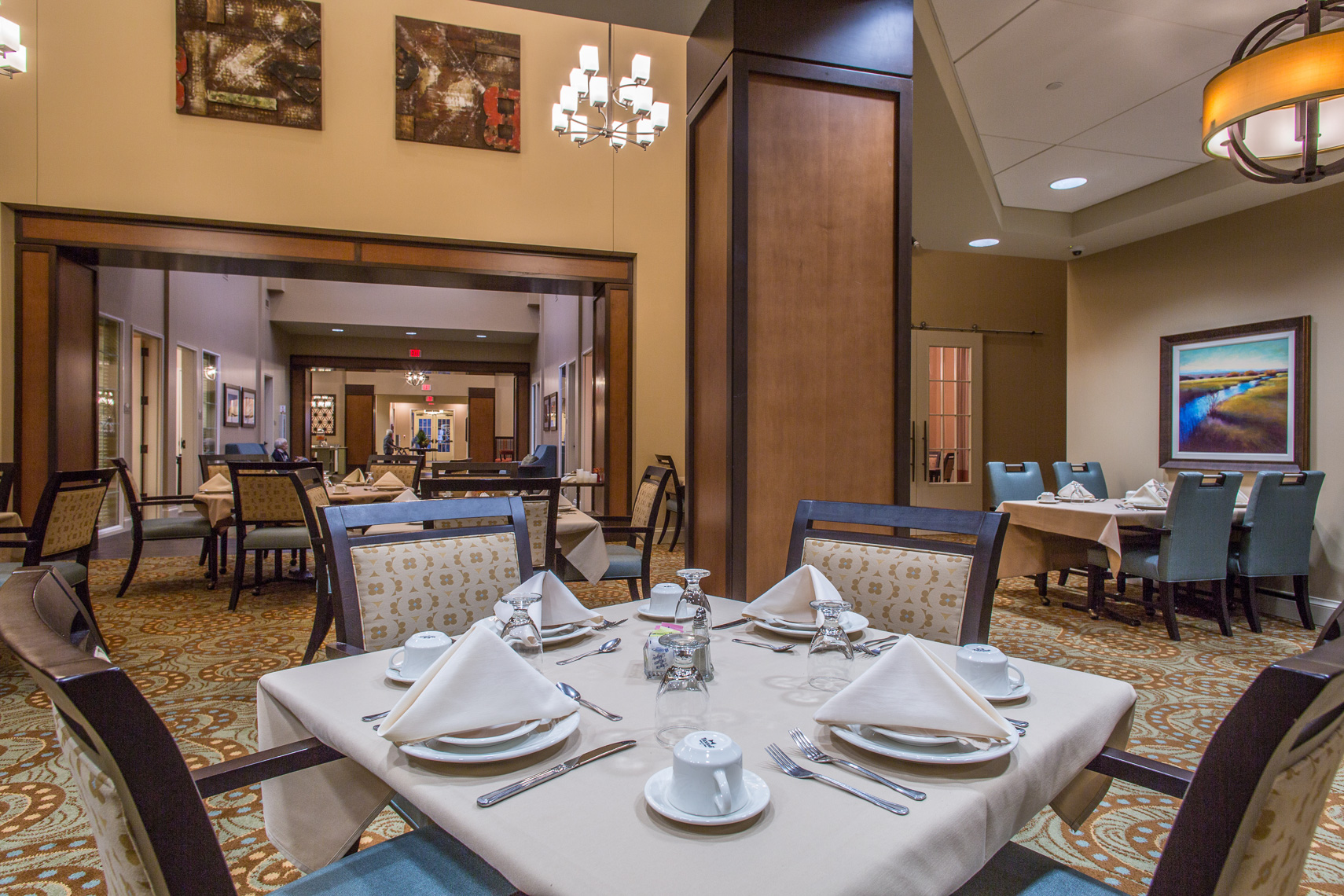 1210The Legacy at Falcon Point, Katy,Texas, Dining room