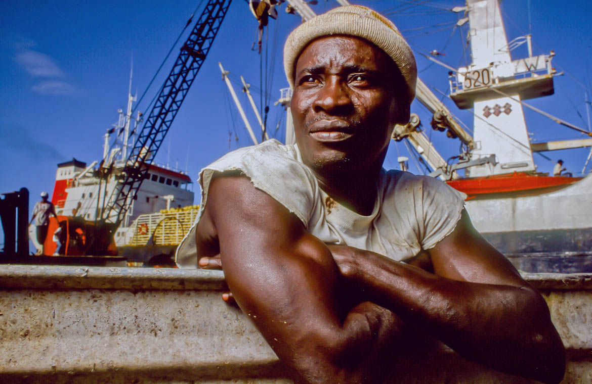1996Heinz-Annual-Report-Kenyan-Fisherman